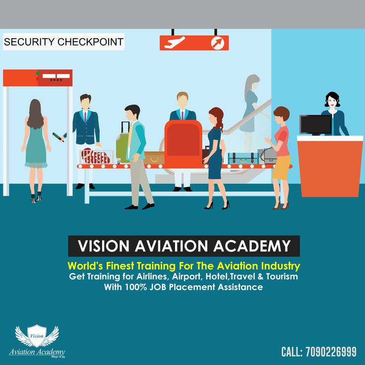 Vision Aviation Academy - World's Finest Training For The Aviation Industry. Get Training for Airlines, Airport, Hotel, Travel & Tourism With 100% JOB Placement Assistance  Call: 7090226999  #Airline #Hotel #Travel #Airport #cabincrew #FlightAttendant