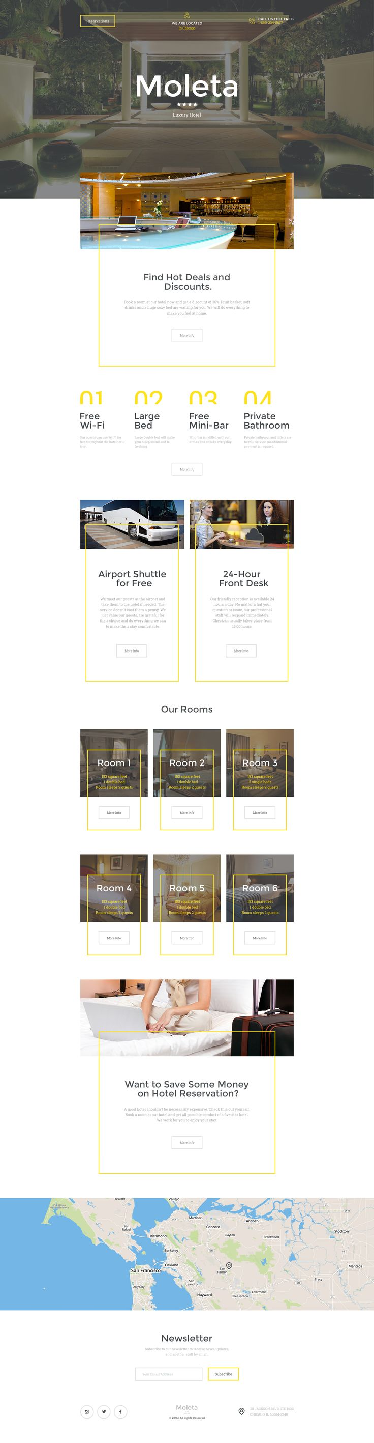 Hotels Responsive Landing Page Template #58247 http://www.templatemonster.com/landing-page-template/hotels-responsive-landing-page-template-58247.html