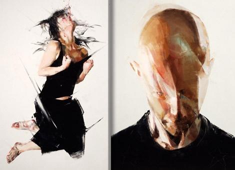 Εκπληκτικοί Πίνακες με θέμα τον Άνθρωπο από τον κ. Simon Birch !