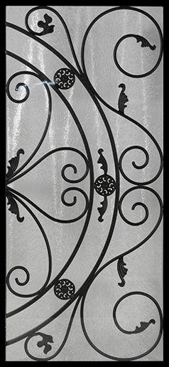Best 25 Wrought Iron Doors Ideas On Pinterest Iron Doors Iron Front Door And Glass Doors For