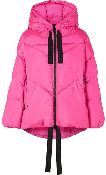 91cbc302c3 Moncler Genius - 1952 Quilted Shell Down Jacket - Bright pink ...