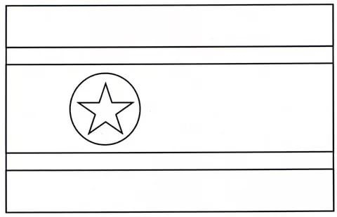 Flags Of Countries Coloring Pages Flag Kartinki