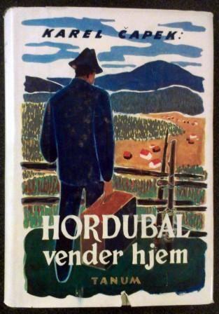 Capek, Karel: HORDUBAL VENDER HJEM - brukt bok