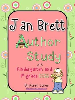 Jan Brett author Study!