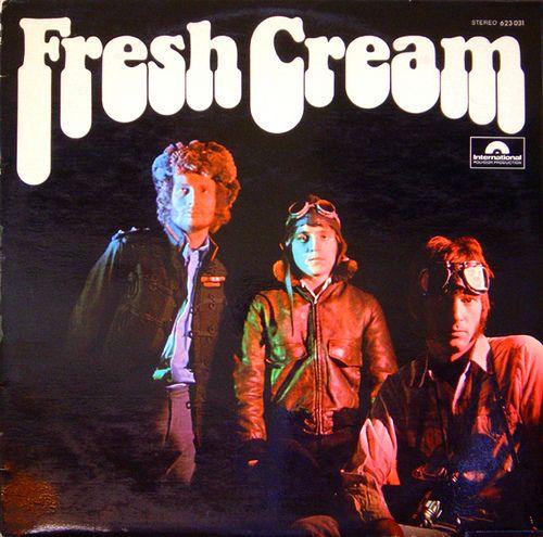 First Album Cream https://www.youtube.com/watch?v=_HrOYhrVoJs