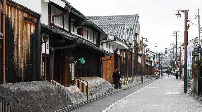 Kyoto Travel: Fushimi Sake District