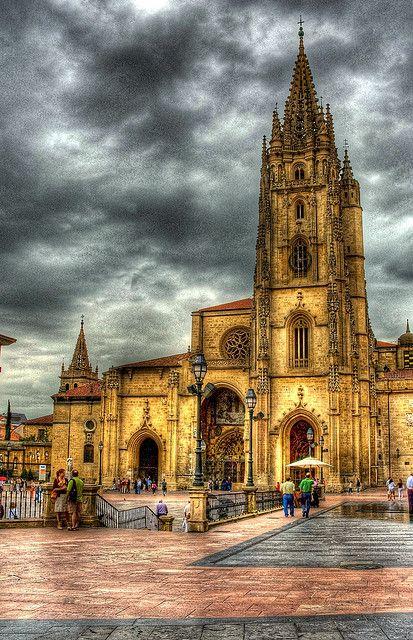 Catedral de Oviedo, Asturias, Spain