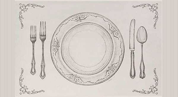 Etiquette School Table Setting 101 | Etiquette, School and Craft