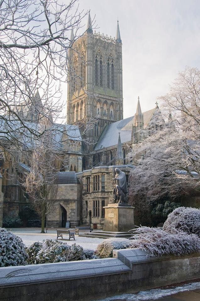 Lincoln Cathedral | Lincolnshire (We LOVE England)