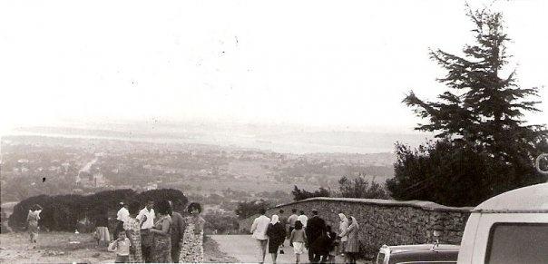 Çamlıca, 1964.