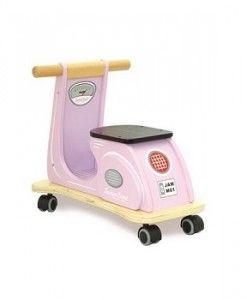 Jamn Scoot Pink $119.95 #sweetcreations #kids #babies #toys #play #rideon #rocking