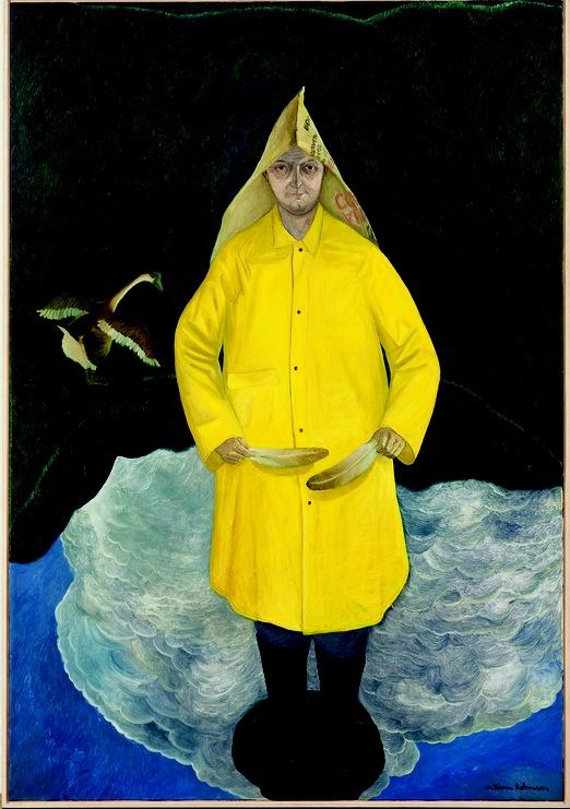 William Robinson (self portrait)