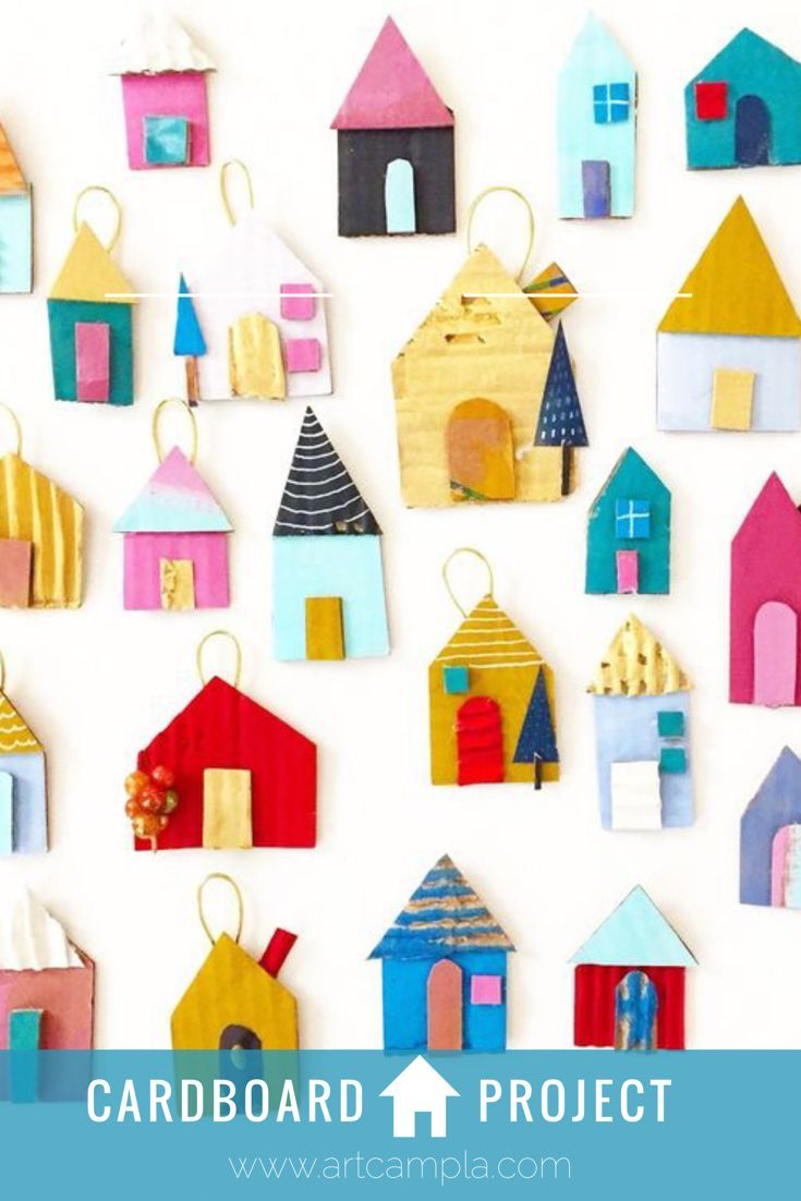 384 best Recycled Materials Crafts for Kids & Grown-Ups images on ...