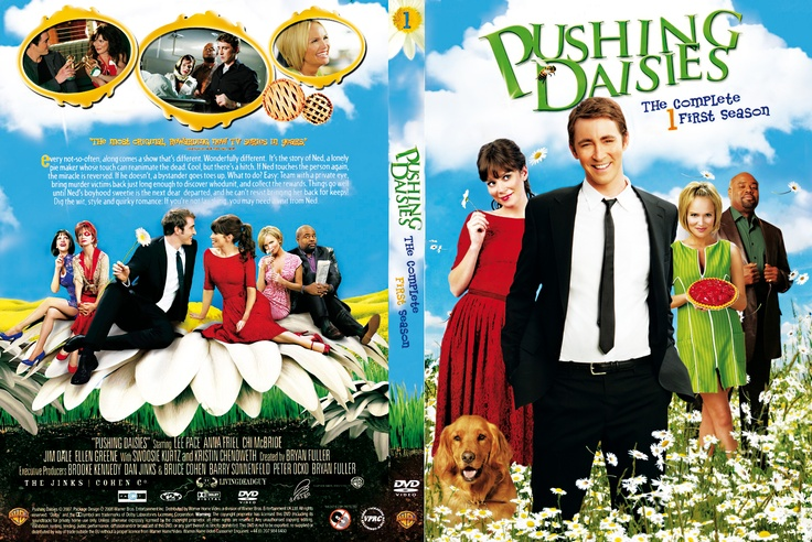 Pushing Daisies  Oh how i miss this show!