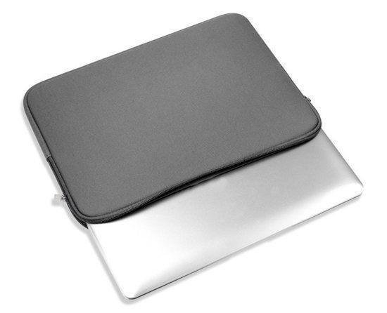 Duurzame Laptop hoes | Sleeve | Zwart | 15,6″