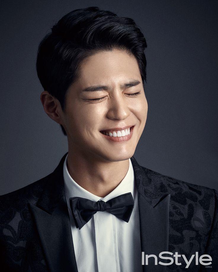 Park Bo Gum - InStyle Magazine July Issue '16