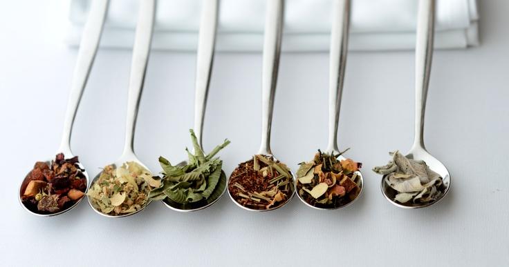 the herbal spoons
