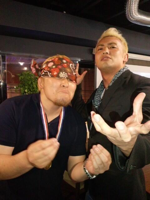 Toru Yano & Kazuchika Okada
