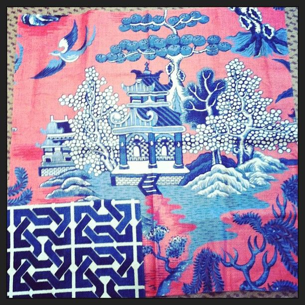 1000 Images About Fabric On Pinterest Foo Dog Fabric
