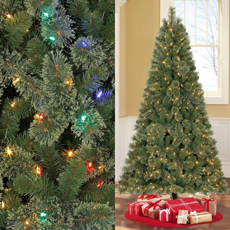 Best 25 Artificial Prelit Christmas Trees Ideas On Pinterest