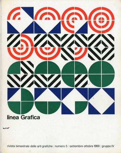 Linea 1969, Pino Tovaglia | graphic inspiration