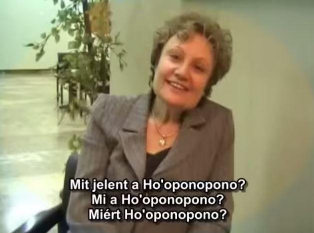 Mi a Ho'oponopono?   Madridi interjú itt >>> https://www.youtube.com/watch?v=G0Jj8HoChMU