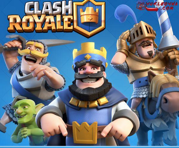 """Clash Royale 1.1.2 APK İndir – İnternette İlk  İnternette ilk Clash Royale ile karşınızdayız. Oyun henüz google play'de """"Çok Yakında"""" olarak yazmasına rağmen sitemizden ücretsiz son hızda Clash Royale indirip oynayabilirsiniz.  http://www.yukleoyna.com/2016/02/clash-royale-apk-indir.html"""