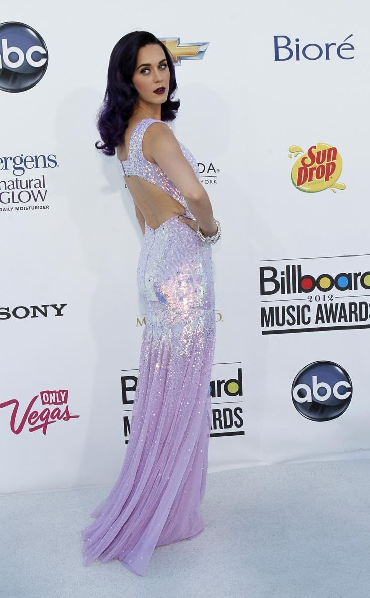 Katy Perry in Blumarine at 2012 Billboard awards
