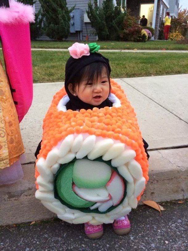 sushi roll-- this may not be meant to be funny but I just died laughing!!