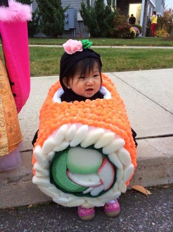 Les 25 Meilleures Id Es De La Cat Gorie Costume Sushi Sur Pinterest Costumes Faire Soi M Me