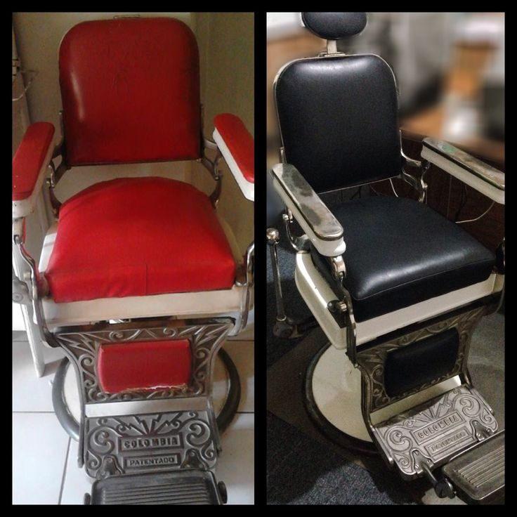 M s de 25 ideas incre bles sobre silla de barbero en for Sillas para barberia