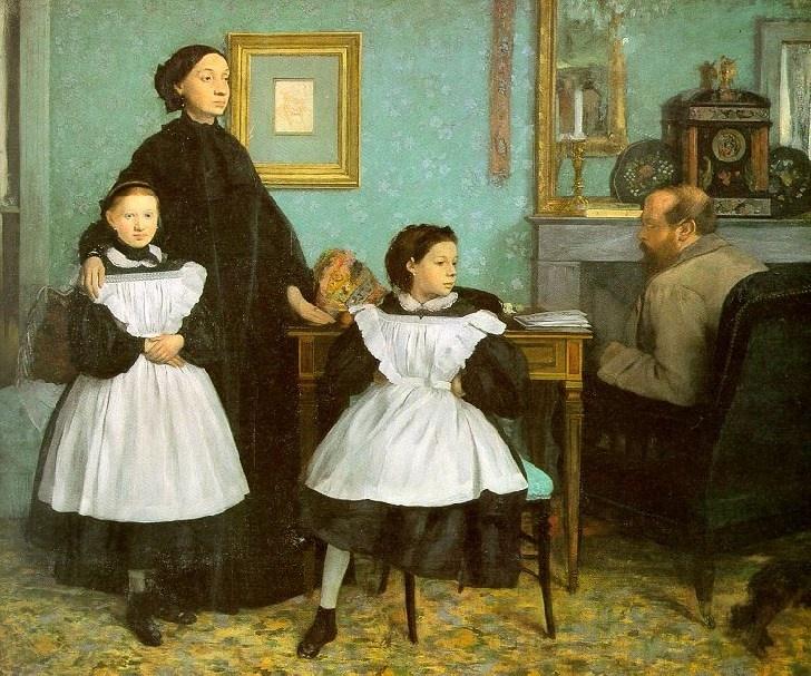 Edgar Degas, 00001601-Z