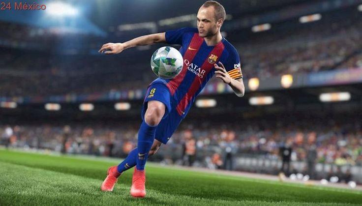 ¡Ya puedes descargar el demo de Pro Evolution Soccer 2018!