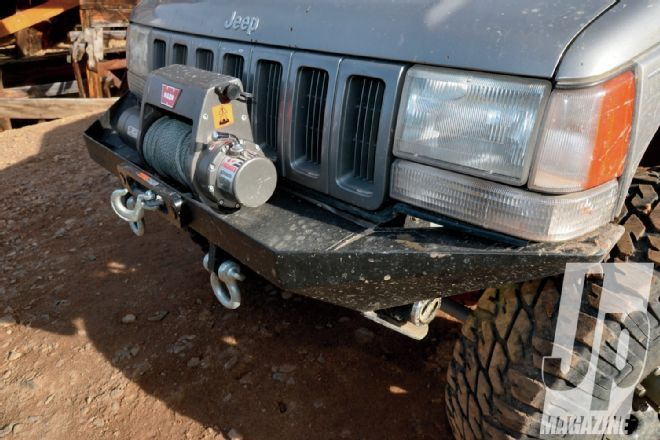 Check out Jason Woods's 1998 Jeep Grand Cherokee ZJ which was set up to attend the All For Fun Jeep event in Lake County, Colorado, this past summer.