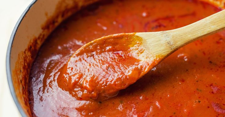 This Classic Marinara Sauce Is A Staple!