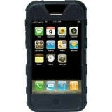 Speck IPH-BLK-TS ToughSkin iPhone Case (Black) (Wireless Phone Accessory)By Speck Products
