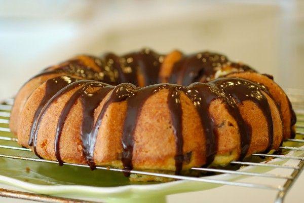 Orange Chocolate Chunk Cake | Cakes | Pinterest
