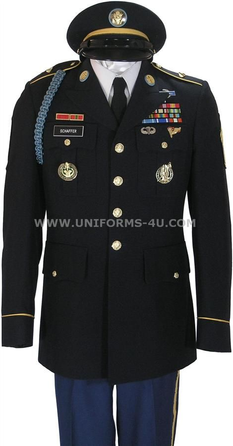 US Army Enlisted Army Standard Uniform builder. This page displays the items that can be worn on the new Army ASU.   Please select your rank first, and follow the rest of the page to select the items you need for your uniform.