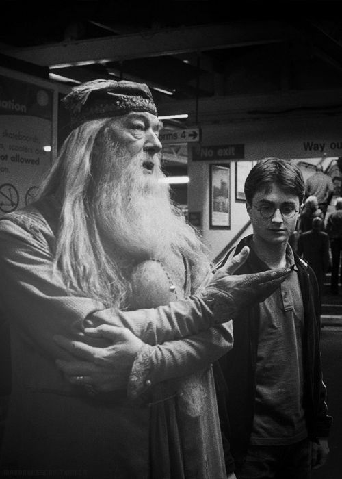 """""""Take my hand, Harry""""- Dumbledore Harry Potter and the Half Blood Prince"""