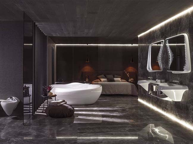 13 Besten Bathroom Design By Zaha Hadid And Noken - Collection Of