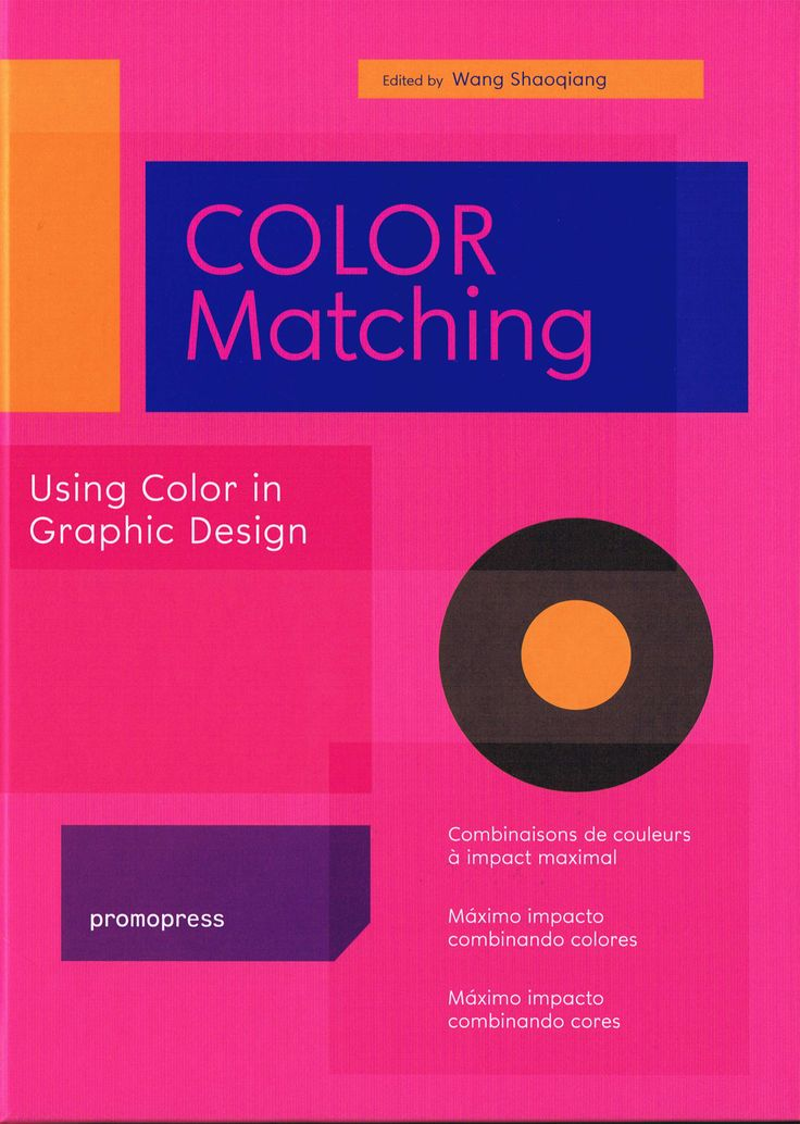 Color Matching - Using Color in Graphic Design bog fra Viking og Creas