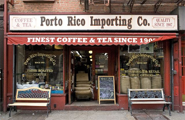 Store Front: The Disappearing Face of New York.