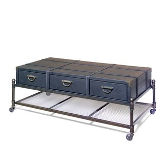 Shop for Progressive Dallas Cocktail Table with Casters. Get free shipping at Overstock.com - Your Online Furniture Outlet Store! Get 5% in rewards with Club O!