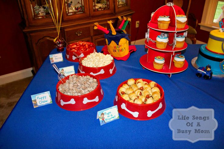 17 Best Images About Paw Patrol Party On Pinterest
