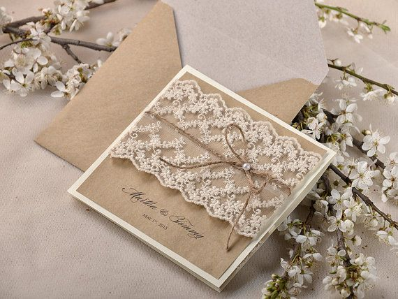 Superior 167 Best SHABBY CHIC WEDDING INVITATIONS Images On Pinterest | Shabby Chic  Weddings, Invitations And Marriage