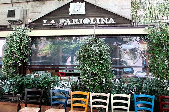 Gallery - la Pariolina