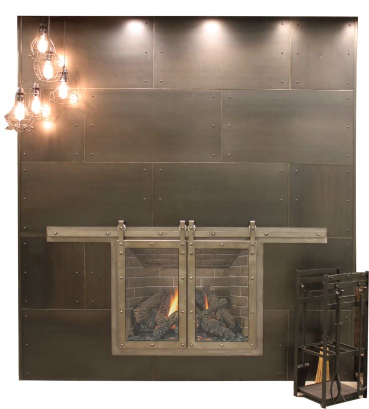 Best 25+ Fireplace doors ideas on Pinterest | Cast stone ...