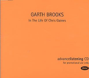 For Sale - Garth Brooks In The Life Of Chris Gaines UK Promo  CD album (CDLP) - See this and 250,000 other rare & vintage vinyl records, singles, LPs & CDs at http://991.com