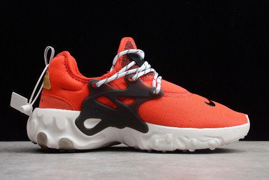 36d650dfa65 2019 Nike Presto React Red White-Black-Orange AV2605-200 in 2019 ...