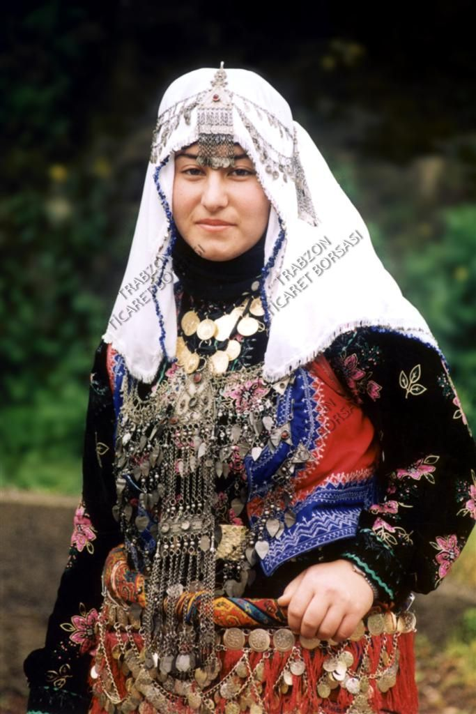 Trabzon woman. *Trabzon is a city on the Black Sea coast of north-eastern Turkey and the capital of Trabzon Province.